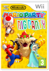 MP Big Party Wii By Silver & Company