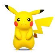 Pikachu Super Smash Bros. Maximun