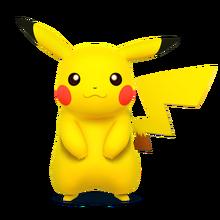 Pikachu Super Smash Bros. Maximun