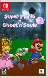 SMGS Caratula Nintendo Switch