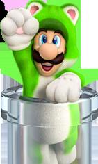 Luigi gato