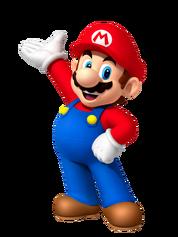 Mario (PKMN x SMB)