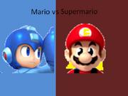 Mario vs Supermario