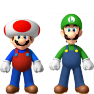 Toario y Luigi
