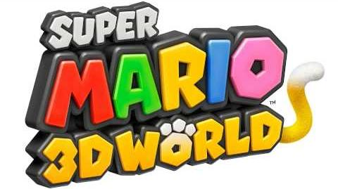 Beep Block Skyway (Game Version with Beeps) - Super Mario 3D World Music Extended