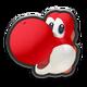 Red Yoshi (MKM)