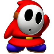 Shy Guy MPA Artwork