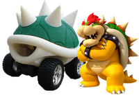 NMK Bowser Kart 2