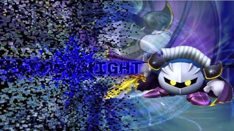 Meta Knight SSBX