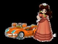 Princess Eclair for Mario Kart