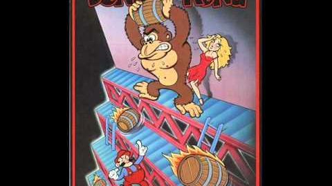Donkey Kong - Remix -