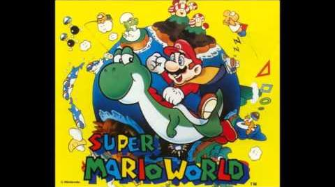 Super Mario World Air Platform Theme Song