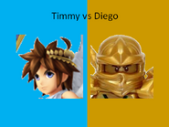 Timmy vs Diego