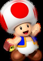 Toad MPA Artowork