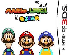 Mario,Luigi & Oscar