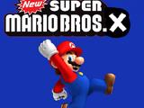 New Super Mario Bros. X