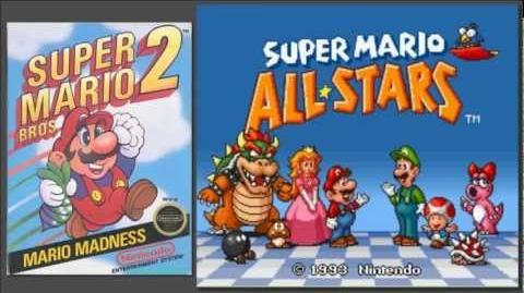 SPECIAL- Super Mario Bros