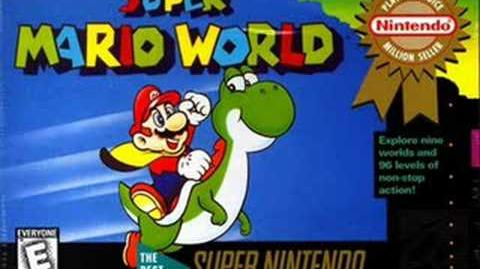 Best VGM 238 - Super Mario World - Castle Theme