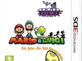 Mario & Luigi: En pos de los Dorahuevos