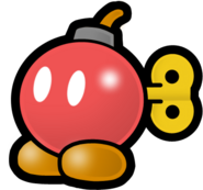Red Bob Omb