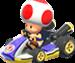 Toad - Mario Kart 8