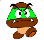 Goomba Ranger Verde
