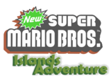 New Super Mario Bros. Islands Adventure