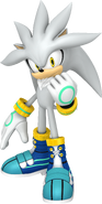 Silver the Hedgeh