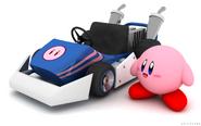 Kirby Kart by thekeyofE