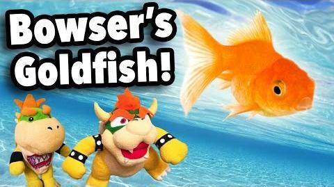 SML Movie- Bowser's Goldfish!