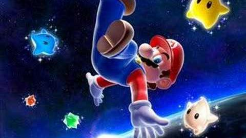 Super Mario Galaxy - Floater Land
