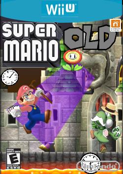 Super Mario Old