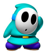 Shy Guy Azul