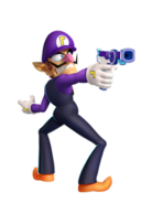 Waluigi´s Artwork London