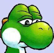 Yoshi meme plantilla3