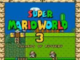 Super Mario World 3: Islands For Mystery