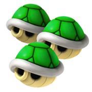 Caparazón Verde Triple