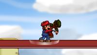 Mario Forward Throw 1