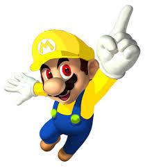 Mario Neon