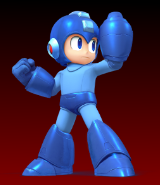 Megaman New Super Smash Bros