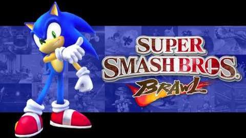 Green Hill Zone - Super Smash Bros