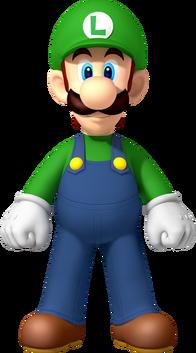 Luigi Super Smash Bros. Maximun