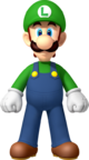 Luigi Super Smash Bros. Maximun