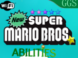 New Super Mario Bros. Abilities