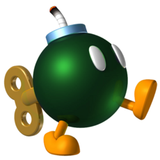 Bob-Omb Gaseoso (by Lemon)