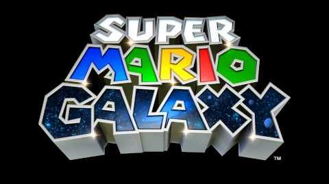 Good Egg Galaxy - Super Mario Galaxy