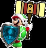 Mario The Legend of Peach