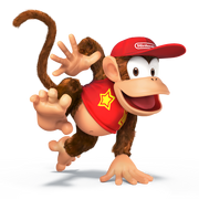 Diddy Kong123
