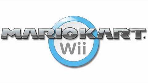 GCN DK Mountain - Mario Kart Wii
