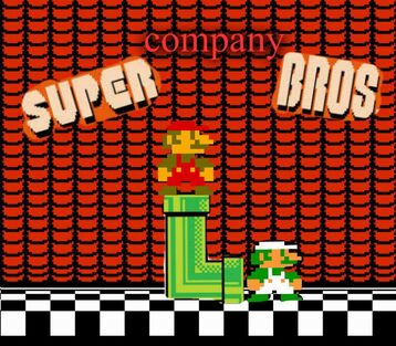 Super company bros